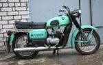 Мотоцикл Восход 2М с прицепом
