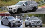 Люксовые кроссоверы 2019 года: BMW X7, Rolls-Royce Cullinan, Mercedes-Benz GLS