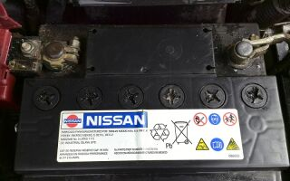Как уберечь автомобильный аккумулятор Nissan