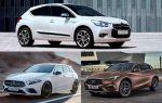 Премиальные хэтчбеки C-класса: Infiniti Q30, Citroen DS4, Mercedes-Benz A-Class