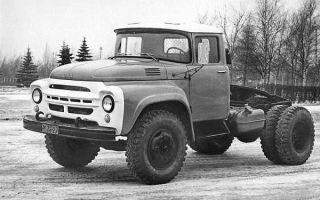 Ретро обзор: ЗИЛ-130 – легендарный советский трудяга