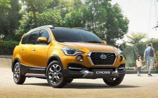 Datsun Go CROSS: особенности интерьера и экстерьера автомобиля