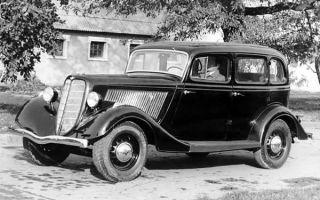 Ретро обзор: ГАЗ М1 «Эмка» – настоящий автомобиль-герой!