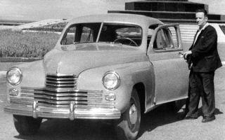 Ретро обзор: ГАЗ М-20 «Победа» – легенда советского автопрома