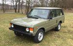 Ретро обзор: Range Rover Classic 1984 года