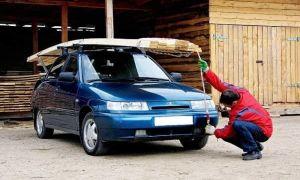 Правила перевозки негабаритных грузов на легковом автомобиле