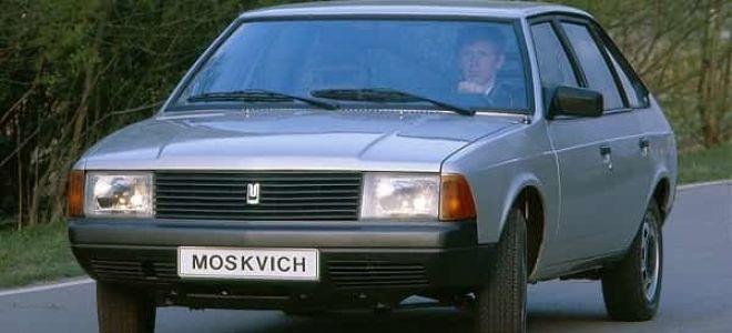Москвич 2141 — простой и надежный советский автомобиль!