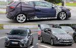 Хэтчбеки 2017года: Kia Ceed 3-го поколения, Toyota Auris, Ford Focus 4