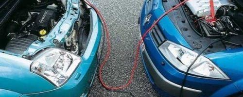 Как прикурить автомобиль от донора?