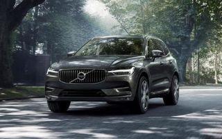 Обзор: Volvo XC60 2019 года