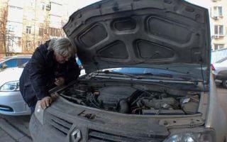 Как правильно «разбудить» автомобиль после зимней стоянки?
