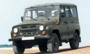 Как армейский внедорожник УАЗ-469 стал гражданским долгожителем