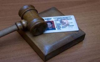 Апелляции водителей будут рассматривать отдельные кассационные суды