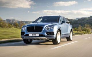 Обзор: Bentley Bentayga с дизельным двигателем