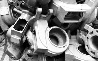 Применение чугуна в машиностроении