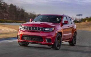Обзор: Jeep Grand Cherokee 2017 года
