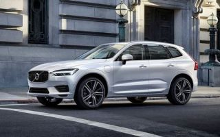 Обзор: Volvo XC60 T8 Twin-Engine – комплектация, характеристики, цена