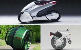 Необычные машины: Honda 3R-C, Bombardier Embrio, eRinGo