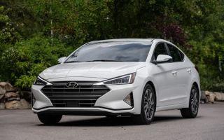 Обзор: Hyundai Elantra 2019 года