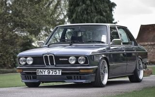 Ретро обзор: BMW 528i «Акула»