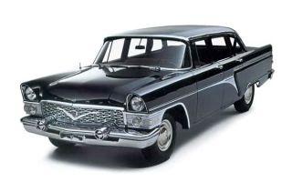 Знакомьтесь — легендарный автомобиль ГАЗ-13 «Чайка»!