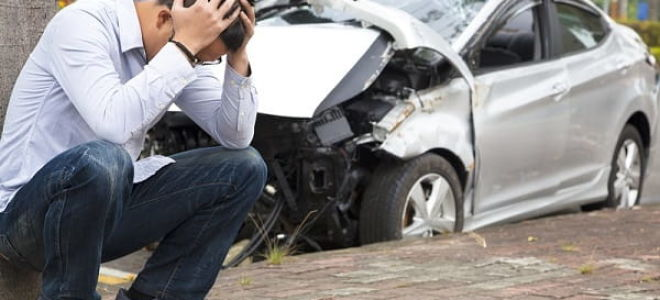 Как действовать после аварии: главные ошибки водителей