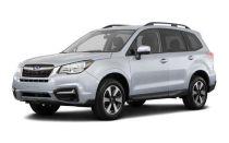 Обзор: Subaru Forester 2016 года