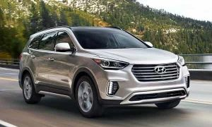 Обзор: Hyundai Grand Santa Fe Limited Edition 2017 года