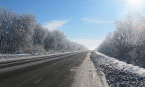 Какие опасности нас пождидают на зимней обочине?
