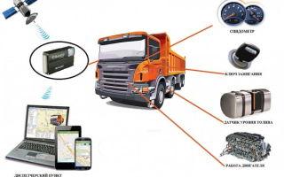 Спутниковый мониторинг транспорта компанией «Триви»: возможности и область применения