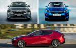 Хэтчбеки C-класса за 1500000 рублей: Skoda Octavia, Kia Ceed, Mazda 3