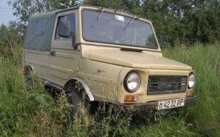 Ретро обзор: ЛуАЗ-969М «Волынь» 1990 года