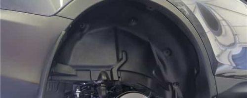 Подкрылки для защиты кузова от коррозии