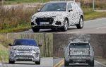 Компактные люксовые кроссоверы 2019 года: Audi Q3, Range Rover Evoque, Cadillac XT4