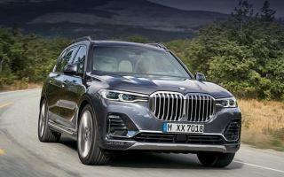 Обзор: BMW X7 2019 года. Чем X7 отличается от X5