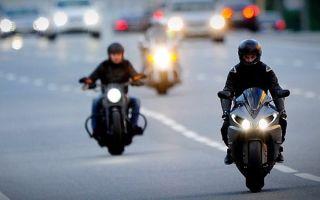 Число ДТП с участием мотоциклистов стабильно уменьшается!