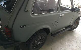 Покраска автомобиля в Раптор