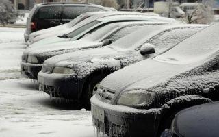 Как попасть в машину если прошел ледяной дождь