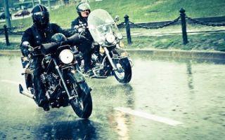 Пластиковая дорожная разметка — серьёзная угроза для мотоциклистов!