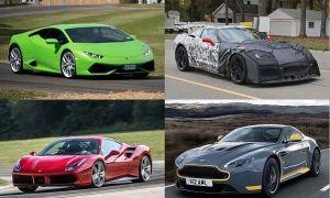 Обзор спортивных автомобилей 2018 года
