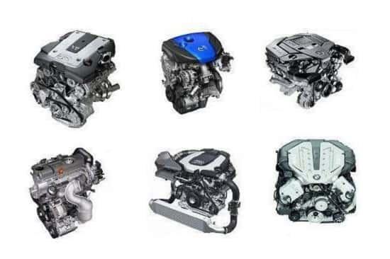 Выбор двигателя для автомобиля