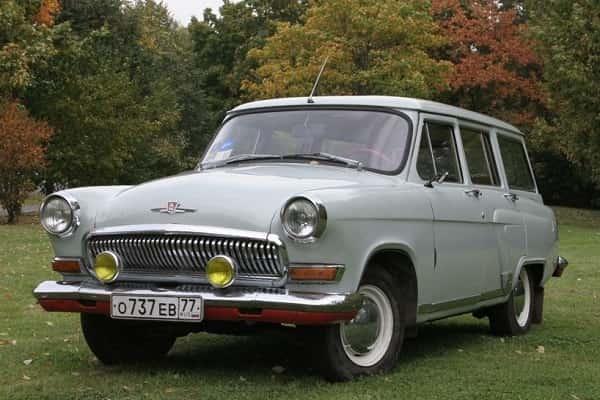 ГАЗ-22 Волга