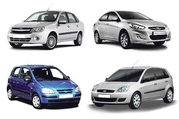 Бюджетные автомобили