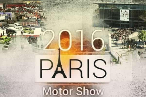 Парижский Автосалон 2016 года