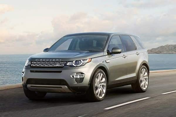 Discovery Sport 2016 года