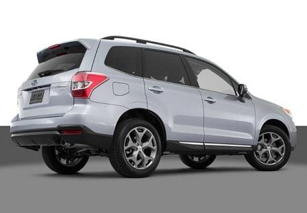 Subaru Forester 2016 года