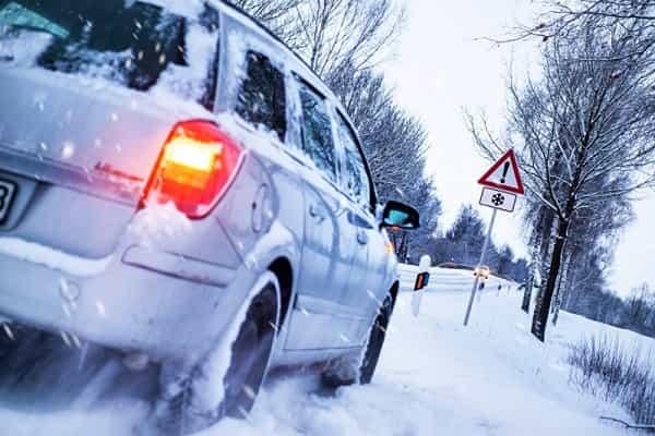 Зимний стиль вождения