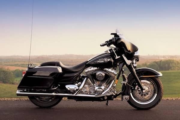 "Мотоцикл Harley Davidson ""Электричка"""