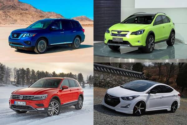 Автомобили 2022 года