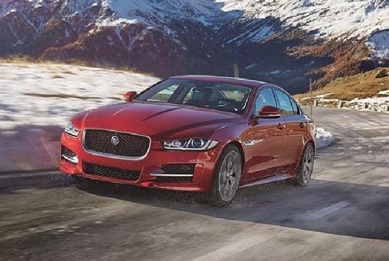 Полноприводный Jaguar XE